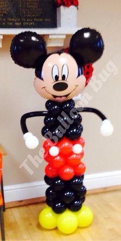 Источник интернет Fiesta Mickey Mouse, Mickey Mouse Balloons, Mickey Mouse Bday, Disney Balloons, Mickey Mouse Parties, Mickey Party, Mickey Mouse Clubhouse, Mickey Mouse Birthday, Mickey 1st Birthdays