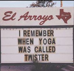 Well, there's lots of good taco places, but El Arroyo has the coolest sign funny sign Best Tacos In Austin, Funny Puns, Funny Stuff, Hilarious Sayings, Hilarious Animals, Dad Jokes, Just For Laughs, Make You Smile, Laugh Out Loud