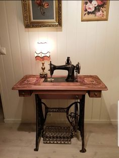 Decor, Furniture, Home Decor, Sewing Table, Old Sewing Machines