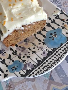 Receta! Carrot Cake fit (sin harina ni azúcar refinada).