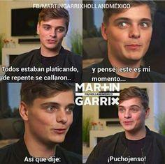 Martin Garrix Memes ❤ #Puchojenso ❤