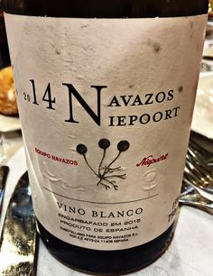 El Alma del Vino.: Equipo Navazos Navazos Niepoort Vino Blanco 2014.