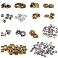 100Pcs DIY jewelry Beads Charms Alloy For Bracelets & Bangle Jewelry Accessories