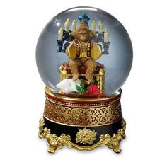 Phantom of the Opera Phantom Memories Water Globe