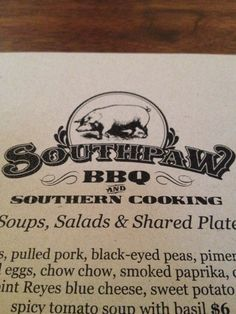 Southpaw - Southern in SF