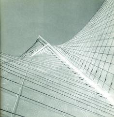 Philips Pavilion Le Corbusier - Xenakis - 1958 Bruxelles
