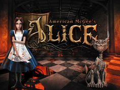 American McGee's Alice ..