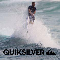 ¡Ouch! En las buenas y en las malas las olas están conmigo. #Quiksilver