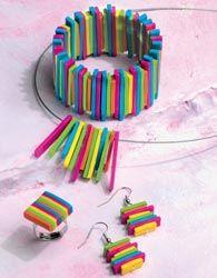 Amaco Fimo Jewelry Kits - Fashion Sticks