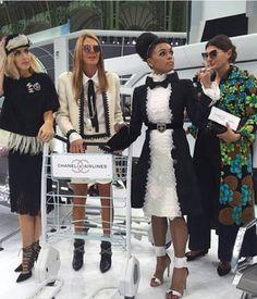 Die Chanel Fashion Show in 60 Sekunden!