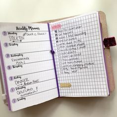 Download your FREE printable planner inserts for A5, Personal, A6 and Pocket sizes.