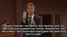 What if Barney Stinson wasn't really so...Barney-ish?