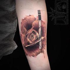 Rose from awhile back.  #chrisrigonitattooer #chrisrigoni #rose #tattooartistmagazine #tattooistartmag #uktta #prophetsandpoets  #superb_tattoo #tattooculturemagazine  #the.tattooer #support_good_tattooing #skinartmag #tattoorevuemag #Equilattera #inkjunkeyz #tattoosnob #hustlebutter #inkmachines #ninemag #fusionink #intenzeink #tattrx #inkedmag #tattoo_art_worldwide #tattoodo #backintime #thebesttattooartists #tattooselection