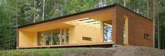 Modèles des maisons bois contemporaines - Plus 100 | Polar Life Haus