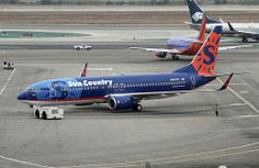 Sun Country Airlines, Boeing 737-800