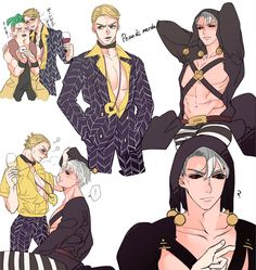 Twitter Stupid Kids, Handsome Anime Guys, Cosplay, Beautiful Wife, Jojo Bizzare Adventure, Jojo Bizarre, My Favorite Part, Anime Love, Chibi