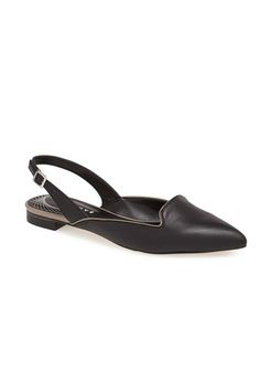 The Best Black Flats For EVERY Budget #refinery29  http://www.refinery29.com/affordable-black-flats#slide5  $50 and under