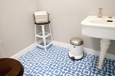 love this tile  Design Sleuth: Fez Tile from Granada Tiles : Remodelista