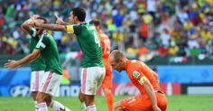 Márquez: 'Robben se tira cinco de cada diez faltas' | Punto Pelota