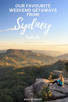 New South Wales has been our home state for four years and we've loved taking every opportunity to explore. There's so many amazing places to visit, so we've created a guide to the best weekends away from Sydney.