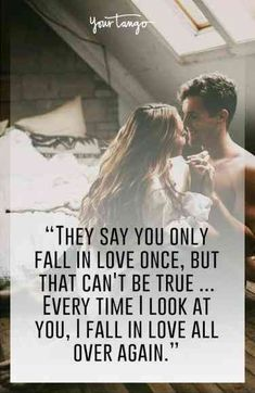 20 Crazy-Romantic I Love You Quotes To Express How You Feel | YourTango