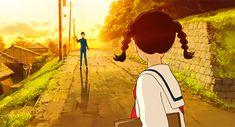 From Up on Poppy Hill: A film by Goro Miyazaki, new hope for continuing Hayao Miyazaki big legacy. Totoro, Studio Ghibli Art, Studio Ghibli Movies, Hayao Miyazaki, Up On Poppy Hill, Secret World Of Arrietty, Castle In The Sky, Arte Disney, Howls Moving Castle