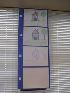 Create one with class for 5+ picture details & 5+ color details RUBRIC