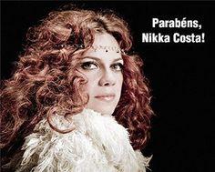 Imagem: Parabéns, Nikka Costa!