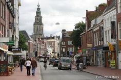 Ik woon in de Nieuwe Ebbingestraat in Groningen