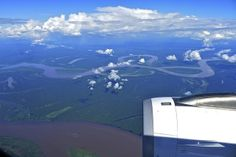 Flying over Amazon, Perú by alobos Life.