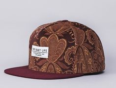 Flush Snapback Cap by THE QUIET LIFE