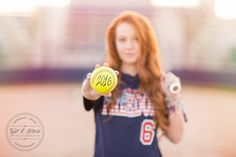 Madi Meyers - Senior Portraits - Lone Star High School - Girl Senior - Softball - Senior Pictures - Senior Softball - Redhead - Class of 2016 - #seniorpics - Ideas for Girls - Athlete Photos - #seniorportraits - Tyler R. Brown Photography