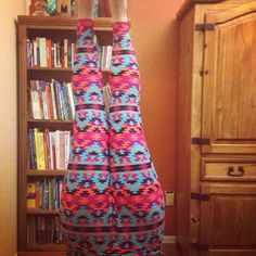 Yoga leggings  on Etsy, $55.00