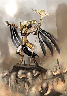 ORÍGENES: Azir | League of Legends