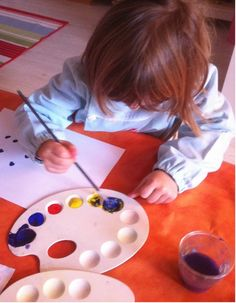 6 attività artistiche Montessori da far sperimentare ai propri bambini affinchè la loro anima sia libera e prenda il volo!