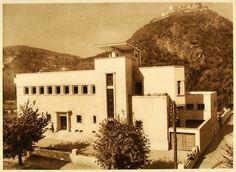 Petru Groza House, Deva, Romania - Arch. Horia Creanga, 1926-1929