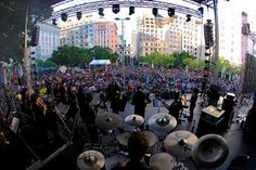 Free Jazz Concert at Cape Town Jazz Festival | April | Greenmarket Square | Shortmarket Street Cape Town