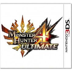 Monster #hunter 4 #ultimate 3ds game #brand new,  View more on the LINK: 	http://www.zeppy.io/product/gb/2/291730374411/