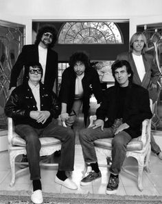 The Traveling Wilburys ~ my man George and other amazing artists!