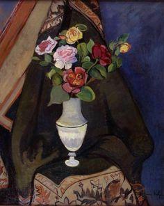 Suzanne Valadon「Bouquet」