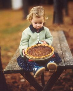 Maple Bourban pecan pie - wonder what it would taste like with Chocolate?? :)