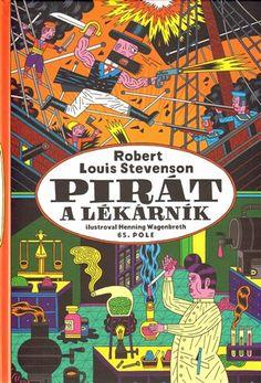 Pirát a lékárník - Robert Louis Stevenson | Kosmas.cz - internetové knihkupectví