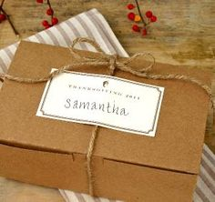 Free Printable Thanksgiving Leftovers Label $0