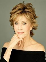 Elegant Jane Fonda Short Straight Layered Synthetic Hair Capless Wig 8 In Haircut For Older Women, Short Hairstyles For Women, Girl Hairstyles, Hairstyles 2018, Celebrity Hairstyles, Short Hair Styles Easy, Short Hair Cuts For Women, Jane Fonda Hairstyles, Chic Haircut