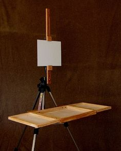 COULTER EASEL by Art Box and Panel ~ x Plein Air Easel e75f5e5453e