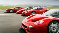 Ferrari Bloodline:F40 F50 288 GTO Enzo [800454] via Classy Bro