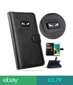 Cases & Covers Angry Eyes Book Flip Leather Wallet Magnetic Case Cover For Samsung Galaxy Model #ebay #Electronics
