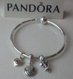 419 Best Pandora S Bangles Charms Ideas Images Bracelets Pandora