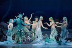The little mermaid by the finnish national ballet
