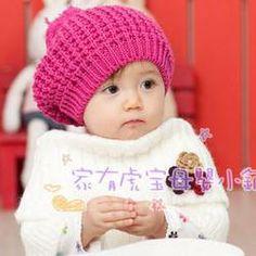 Adorable Baby Shawl, Baby Girl Images, Korean Babies, Cute Korean, Children, Kids, Cute Babies, Crochet Hats, Fashion